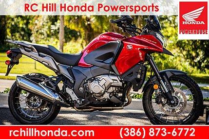 2017 Honda VFR1200X DCT for sale 200563508
