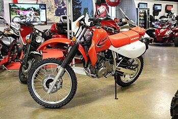 2017 Honda XR650L for sale 200515846