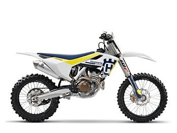 2017 Husqvarna FC250 for sale 200394128
