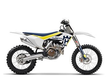 2017 Husqvarna FC250 for sale 200397983