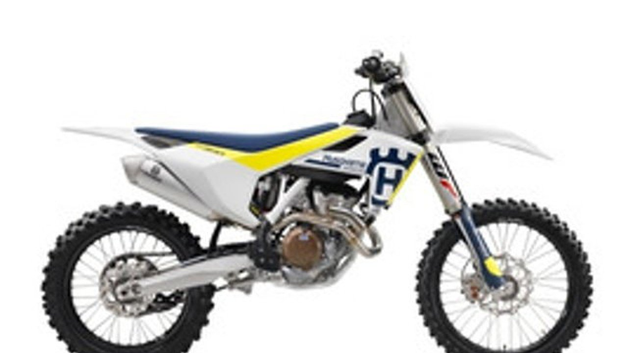 2017 Husqvarna FC350 for sale 200621586