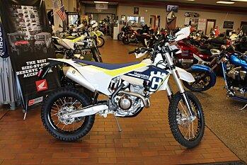 2017 Husqvarna FE250 for sale 200429261