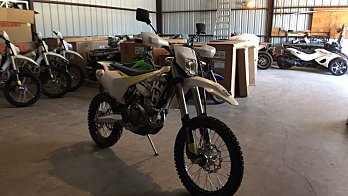 2017 Husqvarna FE350 for sale 200425451