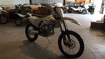 2017 Husqvarna FX350 for sale 200374282