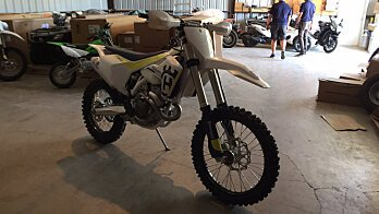 2017 Husqvarna FX350 for sale 200426270