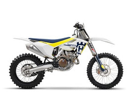2017 Husqvarna FX350 for sale 200492146