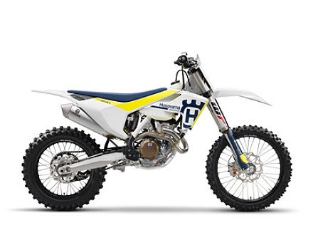 2017 Husqvarna FX350 for sale 200492147