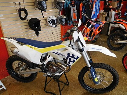 2017 Husqvarna FX350 for sale 200496464