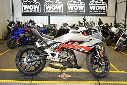 2017 Hyosung GD250R for sale 200486680