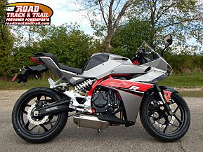 2017 Hyosung GD250R for sale 200632648