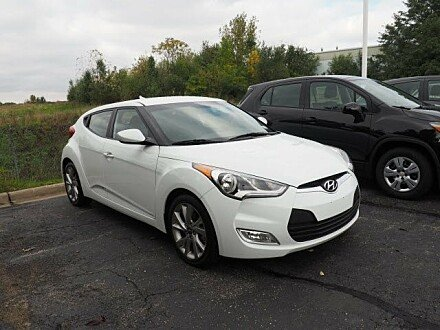 2017 Hyundai Veloster for sale 101044075