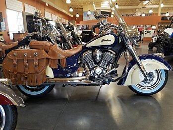 2017 Indian Chief for sale 200422641