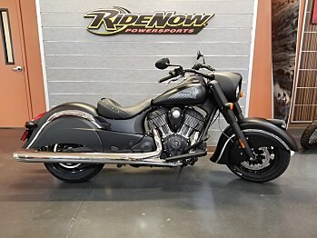 2017 Indian Chief Dark Horse for sale 200468730