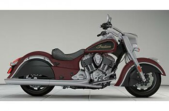 2017 Indian Chief for sale 200491345