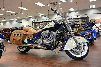 2017 Indian Chief for sale 200525392