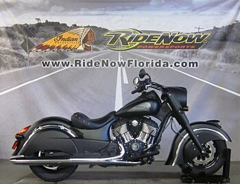 2017 Indian Chief Dark Horse for sale 200566225
