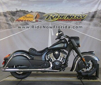 2017 Indian Chief Dark Horse for sale 200566530