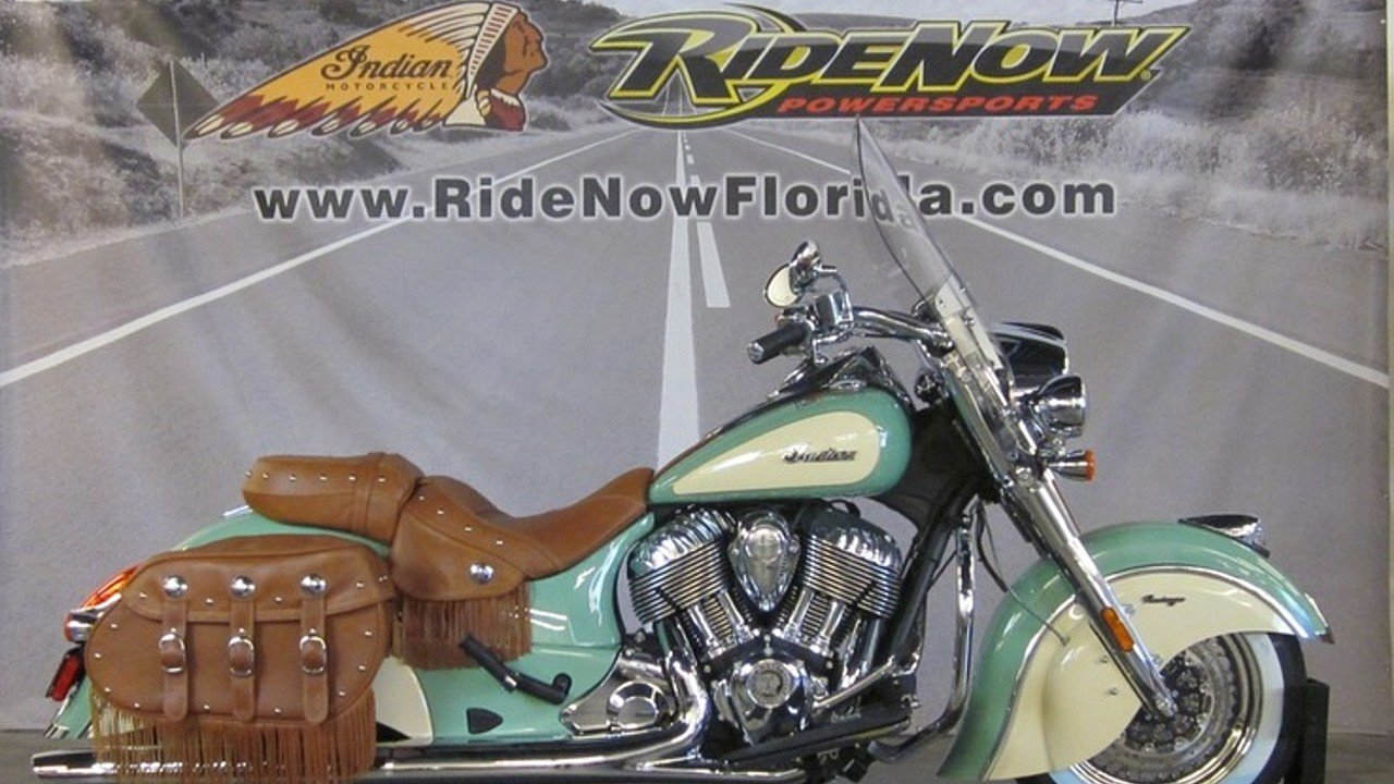 2017 Indian Chief for sale 200568935