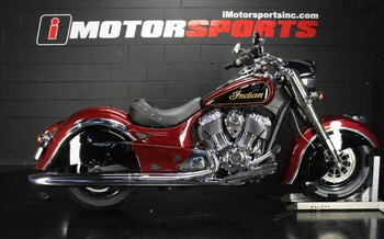 2017 Indian Chief for sale 200450915