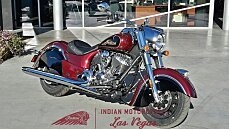 2017 Indian Chief for sale 200525033