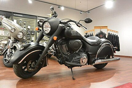 2017 Indian Chief Dark Horse for sale 200605509