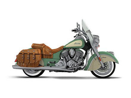 2017 Indian Chief for sale 200615578