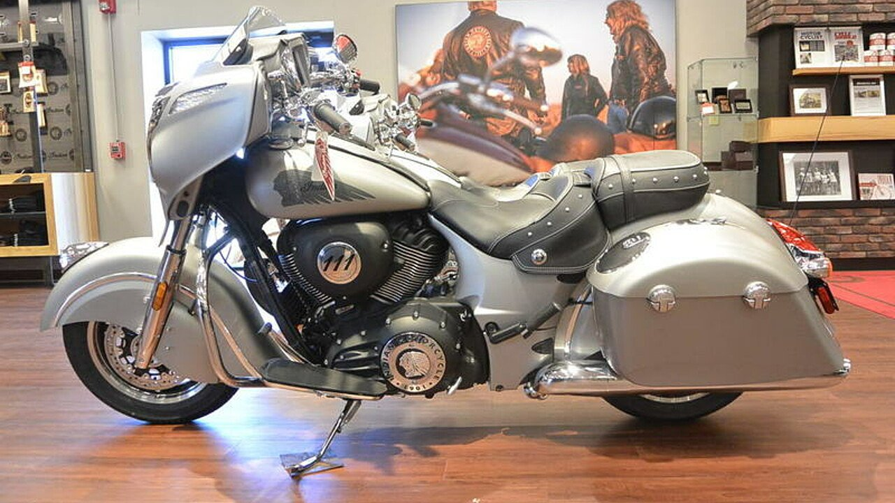 2017 Indian Chieftain for sale 200410375