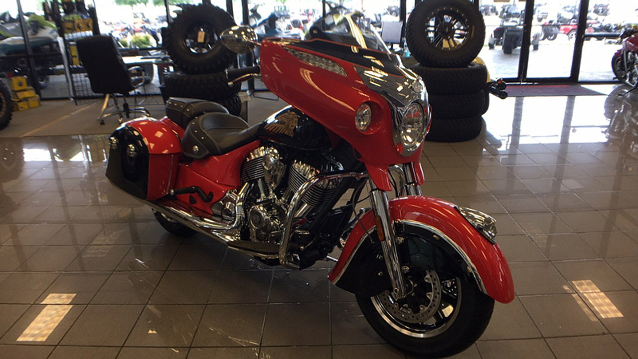 2017 Indian Chieftain for sale 200450244