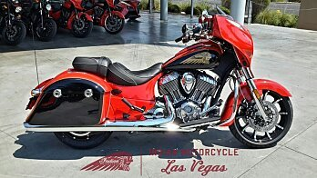 2017 Indian Chieftain Limited w/ 19 Inch Wheels & ABS for sale 200466945