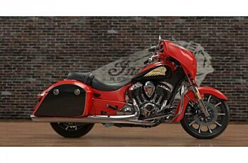2017 Indian Chieftain Limited w/ 19 Inch Wheels & ABS for sale 200477435