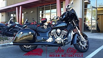 2017 Indian Chieftain Limited w/ 19 Inch Wheels & ABS for sale 200483178
