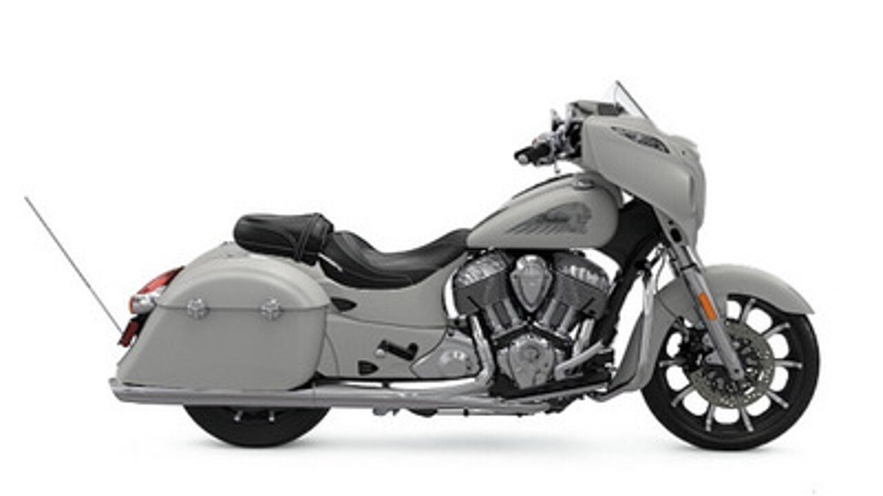 2017 Indian Chieftain Limited w/ 19 Inch Wheels & ABS for sale 200497289