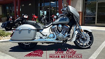 2017 Indian Chieftain Limited w/ 19 Inch Wheels & ABS for sale 200505514