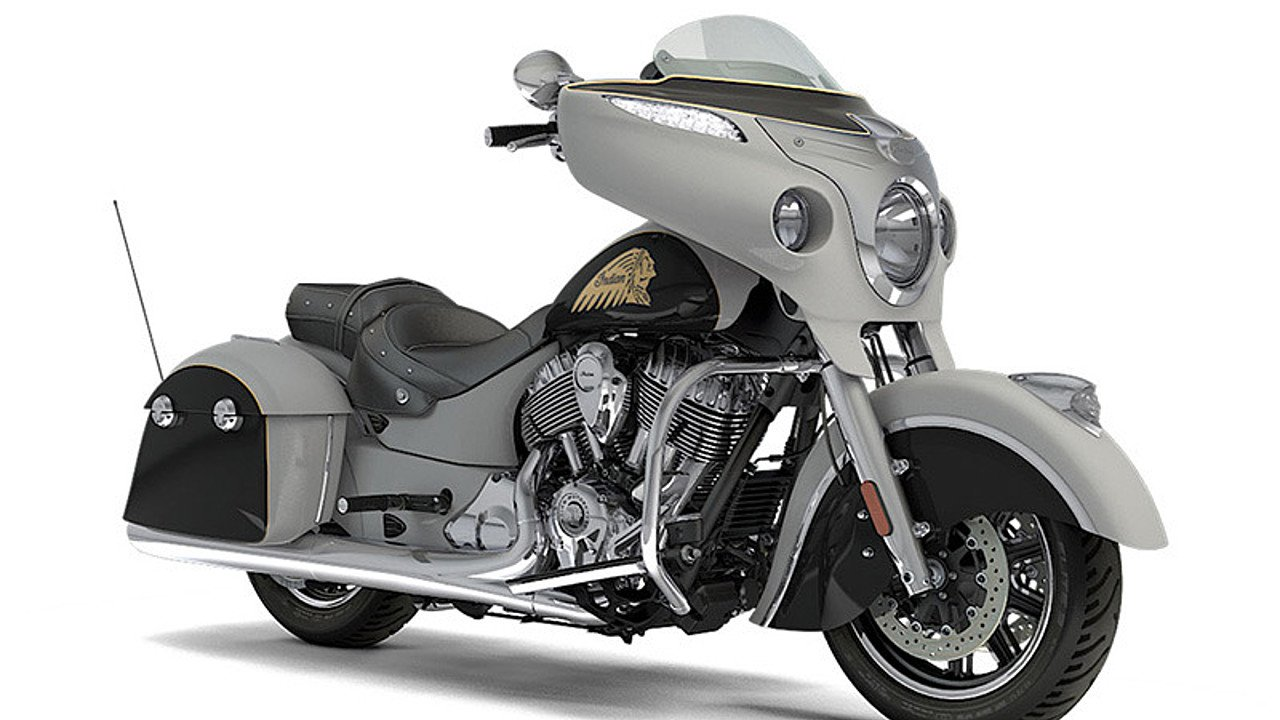 2017 Indian Chieftain for sale 200516286
