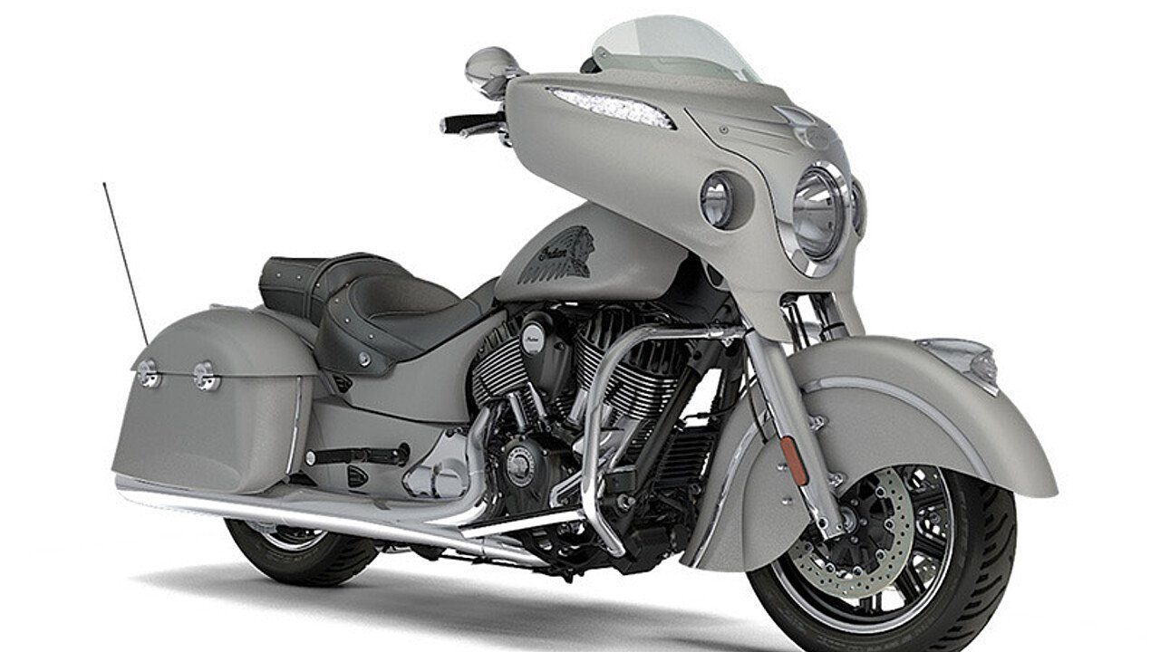 2017 Indian Chieftain for sale 200516287