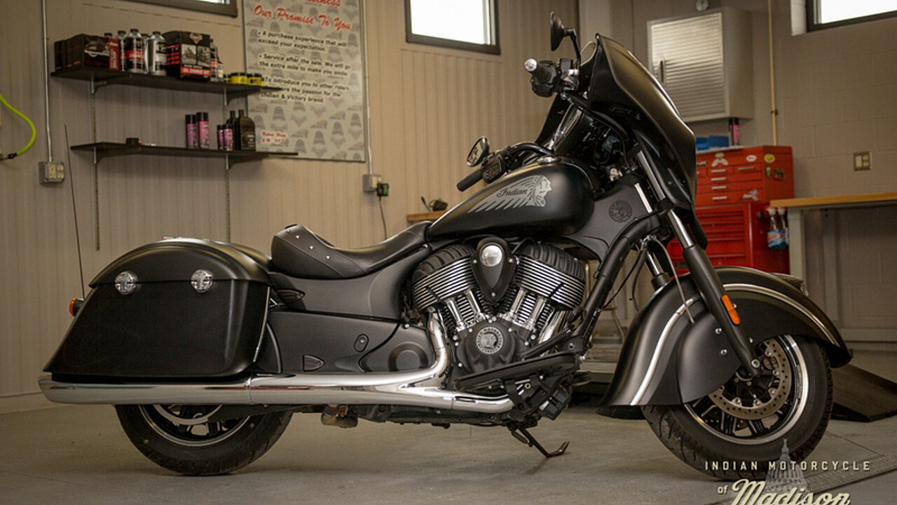 2017 Indian Chieftain Dark Horse for sale 200581986