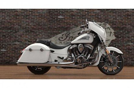 2017 Indian Chieftain Limited w/ 19 Inch Wheels & ABS for sale 200472957