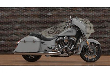 2017 Indian Chieftain Limited w/ 19 Inch Wheels & ABS for sale 200477402