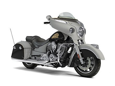 2017 Indian Chieftain for sale 200511088