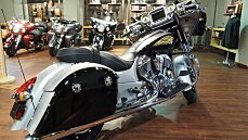 2017 Indian Chieftain Limited w/ 19 Inch Wheels & ABS for sale 200559221