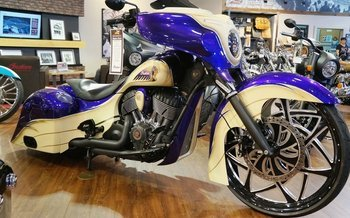 2017 Indian Chieftain for sale 200607299