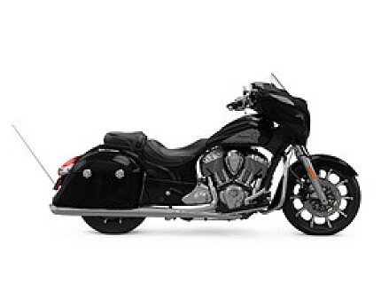 2017 Indian Chieftain Limited w/ 19 Inch Wheels & ABS for sale 200617573