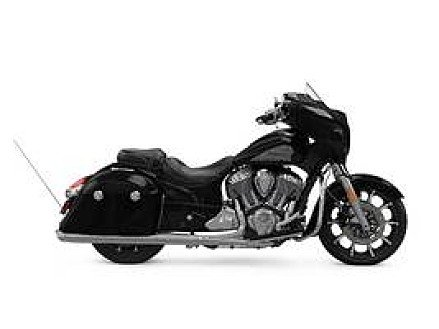2017 Indian Chieftain Limited w/ 19 Inch Wheels & ABS for sale 200653965