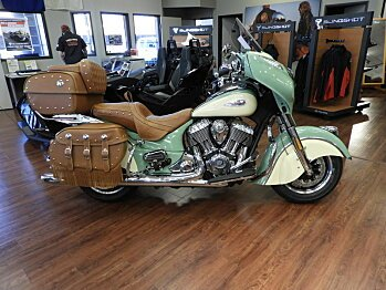 2017 Indian Roadmaster Classic for sale 200434802