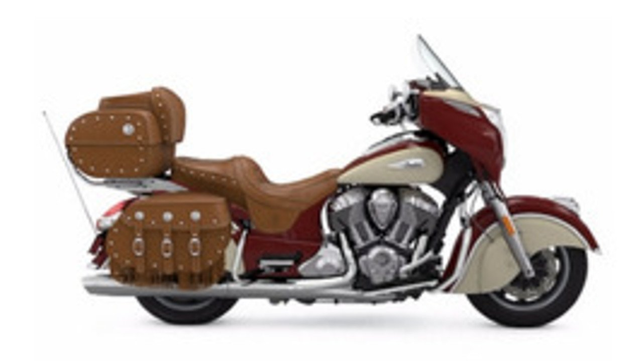 2017 Indian Roadmaster Classic for sale 200436475