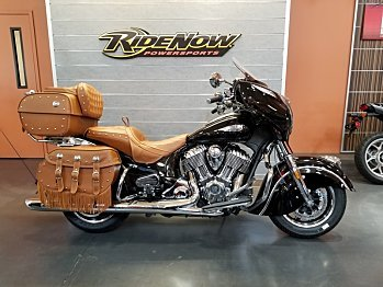 2017 Indian Roadmaster Classic for sale 200465021