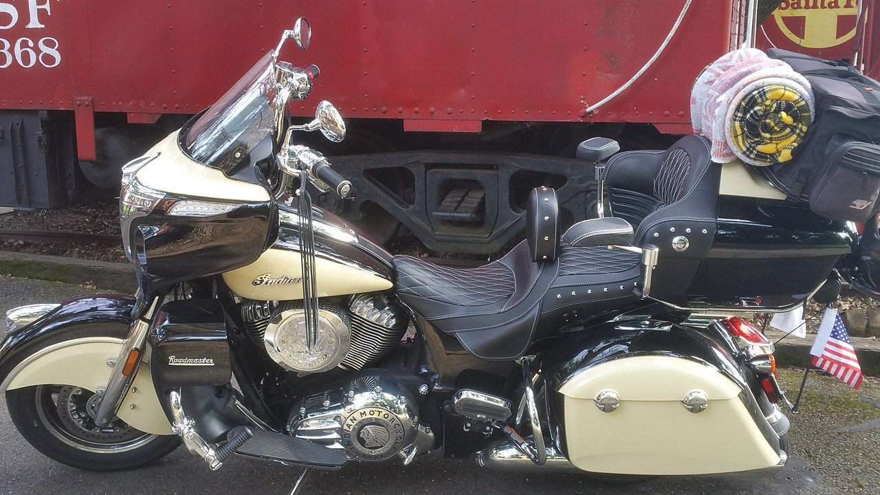 2017 Indian Roadmaster for sale 200544357