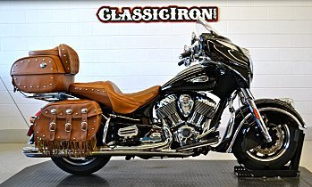 2017 Indian Roadmaster Classic for sale 200559020