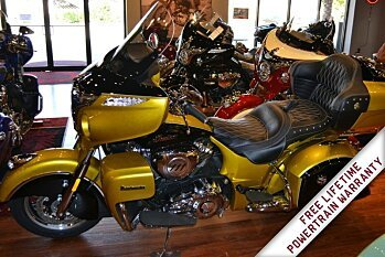 2017 Indian Roadmaster for sale 200559163
