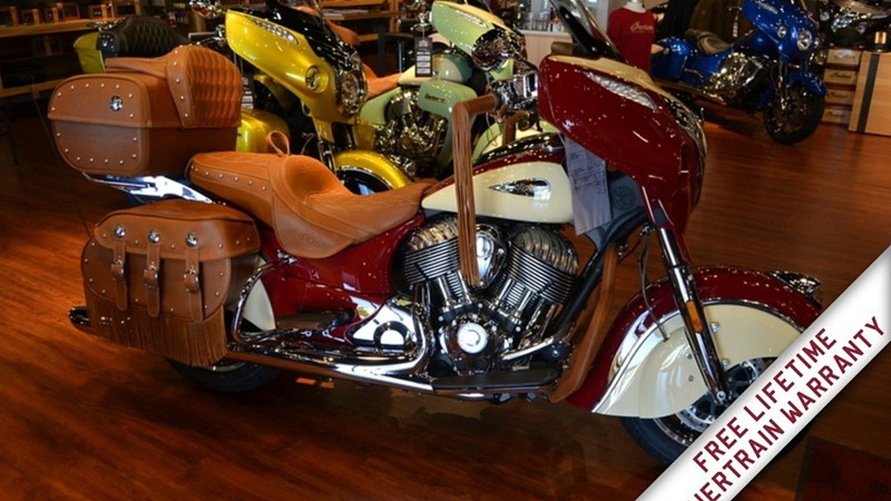 2017 Indian Roadmaster Classic for sale 200559167